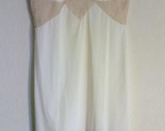 Pretty Vintage Slip, Gown Size 12/34