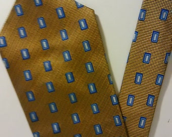 68.  Crestview silk tie