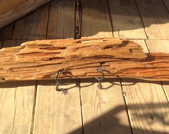 Pine Driftwood Mantle Piece