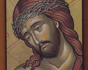 Christ the Bridegroom.Christian orthodox icon. FREE SHIPPING