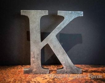 Vintage Letter K