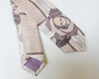 Sling Studio Punk Mignon SKINNY necktie