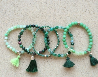 Green Set-Ready To Wear סט ירוק 1 -