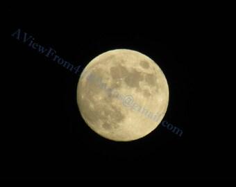 Moon 1 Photograph JV