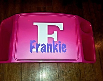 Personalized Child's Lap Tray