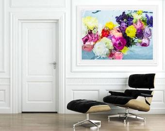 Oversized art by Jessica Kenyon