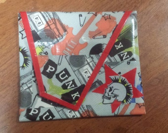 punk duck tape notions pouch