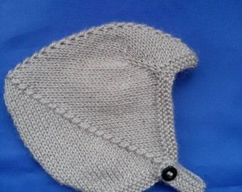 Baby Hand Knitted Helmet