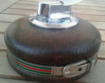 Vintage Gucci table lighter