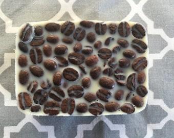 Coffee Peppermint Massage Bar