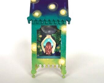 Titania's Gate-Firefly Faerie House