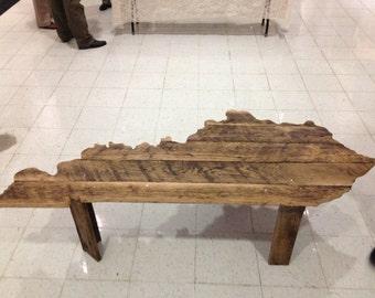 Kentucky - Custom Designed Barnwood Coffee Table