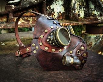 Boss Hogg Steampunk mask