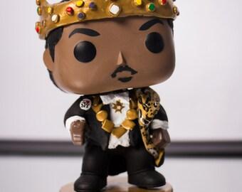 Prince Akeem-Custom Funko Pop