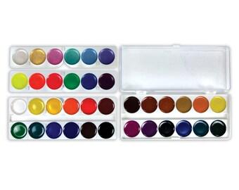 Classic  Watercolor  36 colors set
