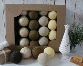 Cotton Balls X-MAS 35 items