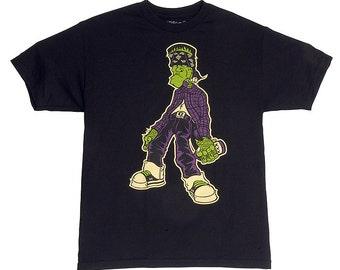 Gangsterbilly Frankenbilly T-shirt