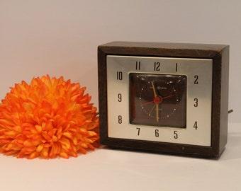 General Electric Clock - GE Electric Table Top Clock - Vintage Clock