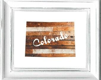 Colorado, #Wood,#State, #Shape, #Art,#Woodgrain,#Home,#Denver,#ColoradoSprings,#Aspen,#Aurora,#HomeDecor,#InteriorDesign,#Rustic,#ShabbyChic