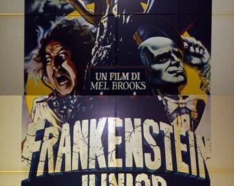 Original Movie Posters Frankenstein Junior Mel Brooks - 140 x 200 cm