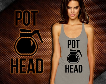 POT HEAD - Ladies Tank