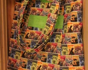 Harry Potter Books purse