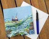 Art Card - High Seas