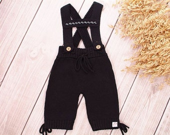 Baby knee breeches costume pants