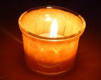 Candle of Halloweenkürbis