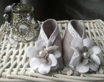 Scrumptious baby shoes