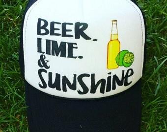 Beer Lime & Sunshine