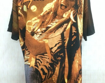 Vintage 1995 TED NUGENT Tour Tshirt By Winterland