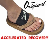 The Original and Only High Count Copper Infused Compression Arch Support for Plantar Fasciitis and Flat Arch Ease. Accelerated Recovery.