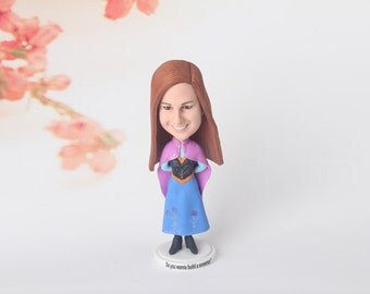 Custom figurines and Bobbleheads - Casual and unique, just like you! - Marilyn - 100% Money-Back Guarantee