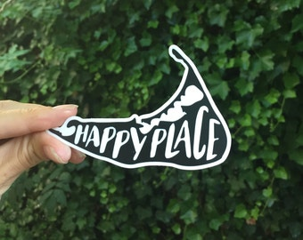 Happy Place Stickers!