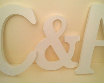 3 initials for wedding