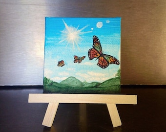 DREAMers Mini Painting --- Made to Order