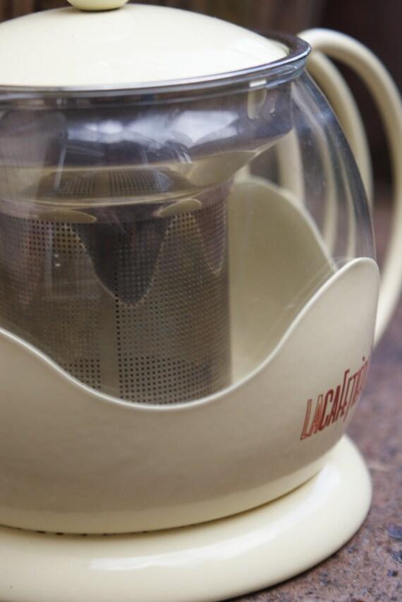 Vintage Pyrex 39 La Cafeti Re 39 Coffee Maker By Bhiltonsalvage