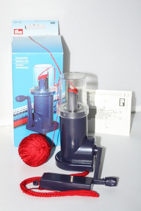 Knitting Nancy Machine : Prym hand knitting mill machine i cord maker semi