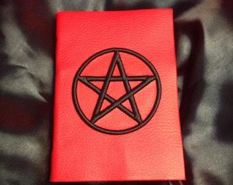 """Book of spells """"Black Pentacle"""""""