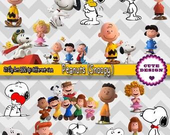 INSTAN DOWLOAD: Clipart Peanuts Image Peanuts, clipart Peanuts 300 dpi, clipart Peanuts 72 dpi