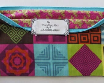 Persette #305 Personalized Zippered Organizing Pouch