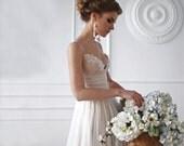 Boho wedding dress KONSUELLA, beach wedding dress, bohemian wedding dress, wedding dress vintage, bridal gowns, boho wedding, bridal gown