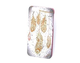 Vintage Feathers iPhone 7 case, iphone 6s case iphone 6 case iphone 5 case iphone 6s plus case iphone 6 plus case