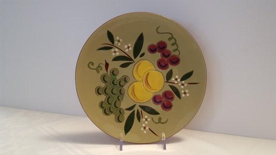 Stangl Salad Set - Banquet 8'' Plate #3895