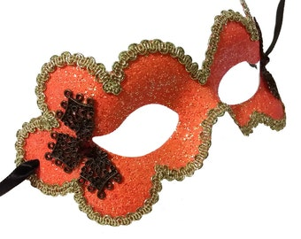 Zinnia Masquerade Mask - U928