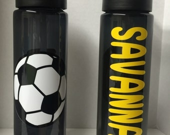 Custom Team Water Bottle