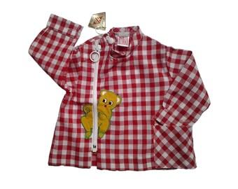 blouse vintage 60 unisex years