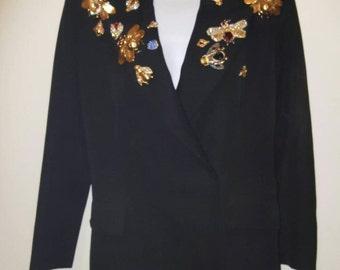Exquisite vintage Christian Dior skirt suit