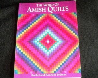 Amish Quilt Book